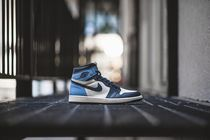 Nike JORDAN 1 Street Style Low-Top Sneakers