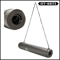 Off-White Yoga & Fitness Mats