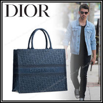 Christian Dior Unisex A4 Totes