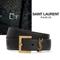 Saint Laurent Belts