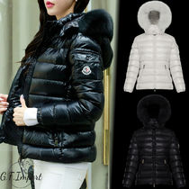 MONCLER Street Style Medium Down Jackets