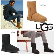 UGG Australia CLASSIC SHORT Street Style Boots