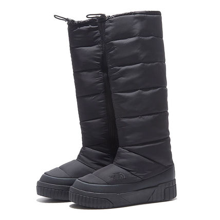 THE NORTH FACE Ankle & Booties Casual Style Unisex Street Style Plain Party Style 2