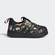 adidas SUPERSTAR Street Style Baby Girl Shoes