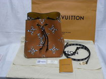 Louis Vuitton NEONOE Camouflage Monogram Leopard Patterns Canvas 2WAY 3WAY Purses