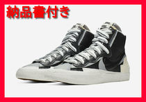 sacai Unisex Street Style Collaboration Sneakers