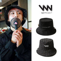 WV PROJECT Wide-brimmed Hats