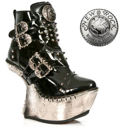 Unisex Street Style Boots Boots