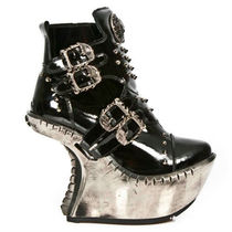 NEWROCK Unisex Street Style Boots Boots