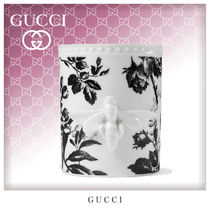 GUCCI Unisex Blended Fabrics Fireplaces & Accessories