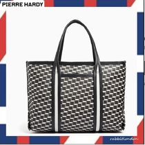 Pierre Hardy Unisex A4 2WAY Totes