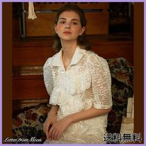 LETTER FROM MOON Street Style Shirts & Blouses