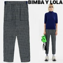 bimba & lola Other Check Patterns Casual Style Long