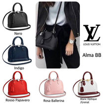 Louis Vuitton ALMA Casual Style 2WAY Party Style Elegant Style Shoulder Bags