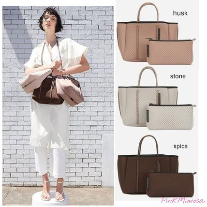 Casual Style 2WAY Crossbody Totes