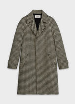 CELINE Zigzag Casual Style Wool Long Home Party Ideas
