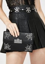 DOLLS KILL Casual Style Faux Fur 3WAY Clutches