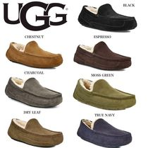 UGG Australia ASCOT Moccasin Suede Loafers & Slip-ons