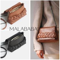 Malababa Leather Handmade Shoulder Bags
