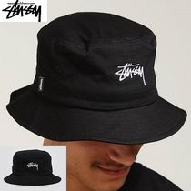 STUSSY Wide-brimmed Hats