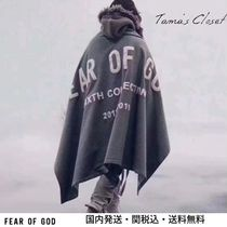 FEAR OF GOD Unisex Street Style Accessories