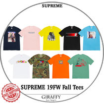 Supreme Short Sleeves T-Shirts
