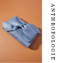 Anthropologie Casual Style 2WAY Plain Party Style Elegant Style Clutches
