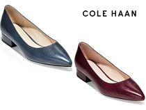 Cole Haan Casual Style Faux Fur Party Style Office Style Elegant Style