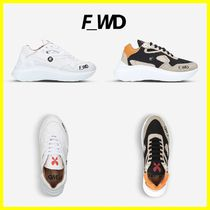 F_WD Casual Style Low-Top Sneakers