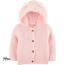 carter's Front Button Baby Girl Tops