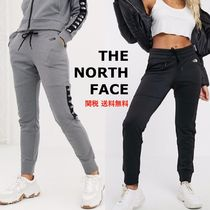THE NORTH FACE Casual Style Nylon Plain Long Skinny Pants