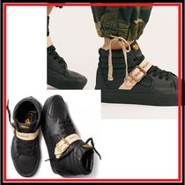 Vivienne Westwood Unisex Street Style Collaboration Low-Top Sneakers