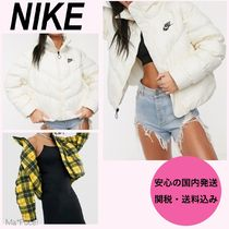 Nike Other Check Patterns Plain Down Jackets