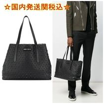 Jimmy Choo Star A4 Totes