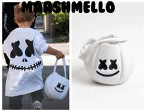 Marshmello Unisex Petit Home Party Ideas Halloween Kids Girl Bags