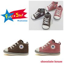 CONVERSE ALL STAR Unisex Collaboration Baby Girl Shoes