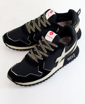 W6YZ Leather Sneakers