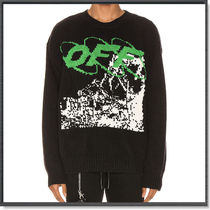 Off-White Knits & Sweaters