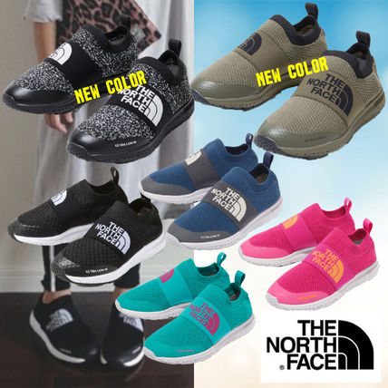 THE NORTH FACE Unisex Kids Girl Sneakers