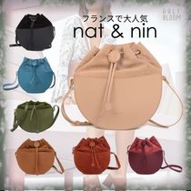 nat&nin Shoulder Bags