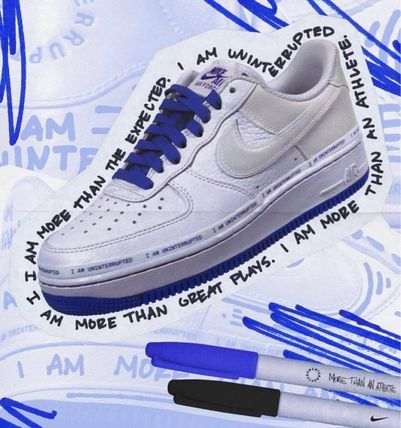 Nike AIR FORCE 1 Collaboration Sneakers