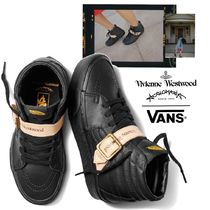 Vivienne Westwood Unisex Collaboration Low-Top Sneakers
