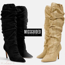 Missguided Pin Heels Elegant Style Boots Boots