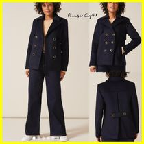 Phase Eight Plain Medium Peacoats