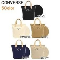 CONVERSE Unisex Street Style Totes