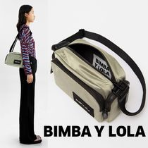 bimba & lola Plain Shoulder Bags