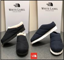 THE NORTH FACE Casual Style Unisex Street Style Shoes