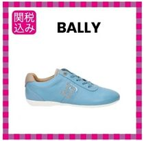 BALLY Leather Low-Top Sneakers
