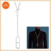 HERMES Chaine dAncre Ever Chaine D'Ancre Long Necklace