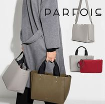 PARFOIS Casual Style 2WAY Totes